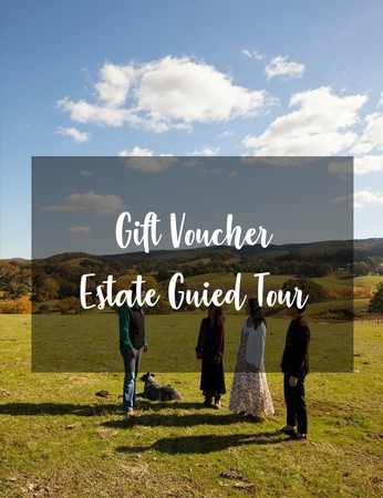 Gift Voucher: Estate Guided Tour